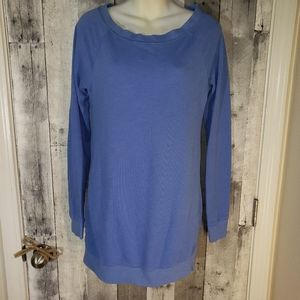 Victoria's Secret tunic sweatshirt size small